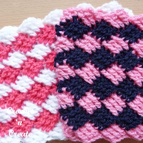 diagonal box stitch11