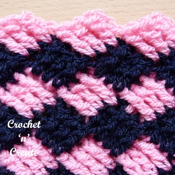 diagonal box stitch8