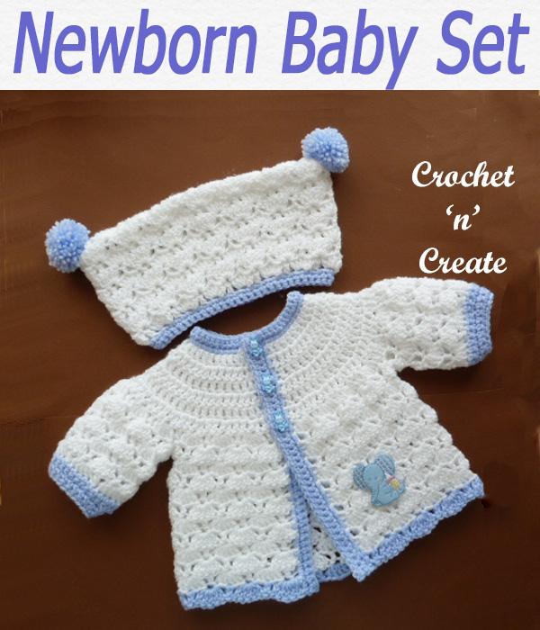 Newborn baby set