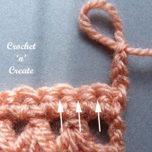 hdc2tog stitch wip1