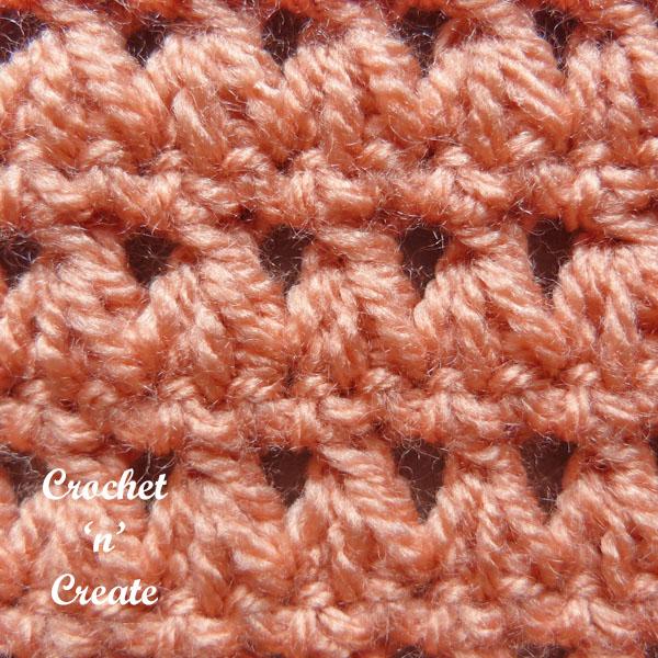 hdc2tog stitch9