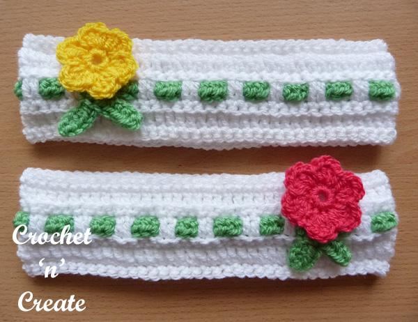 Baby crochet headband4