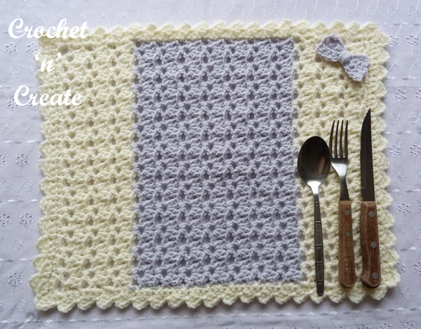 placemat and coaster uk5