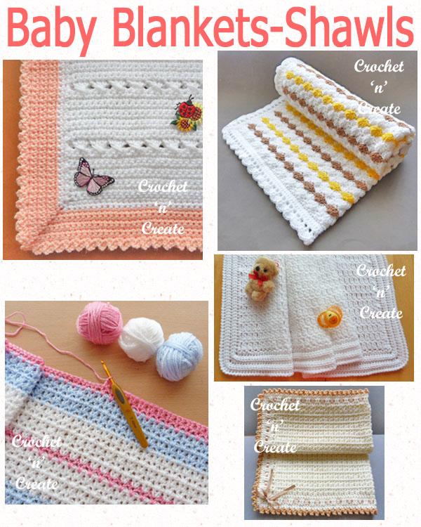 babies blankets-shawls