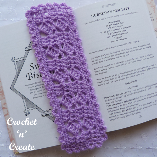 little boxes bookmark crochet pattern8