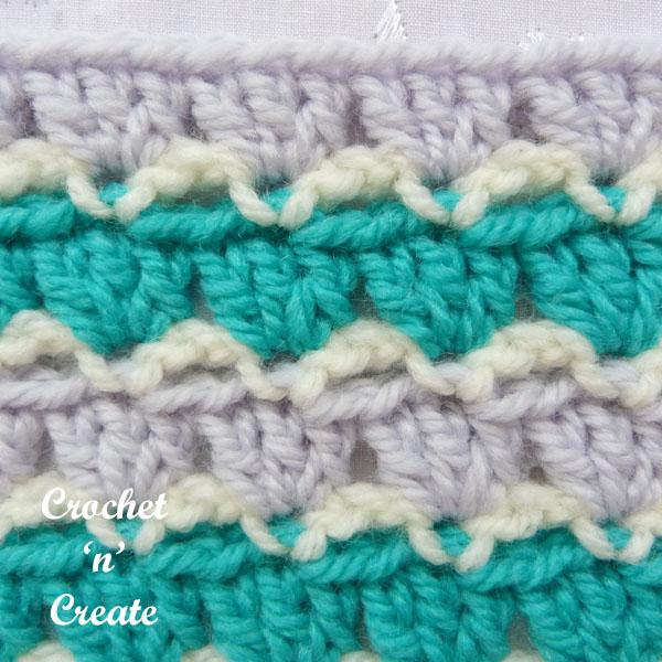 parquet crochet stitch2