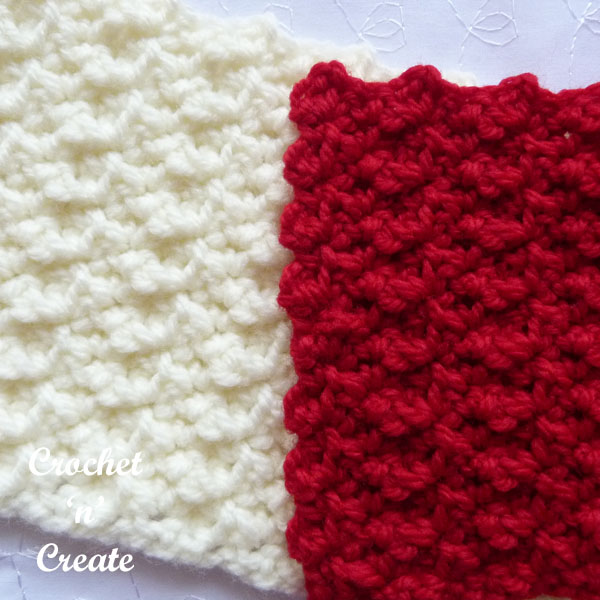 single crochet group11