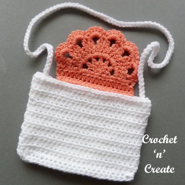 free crochet purse10
