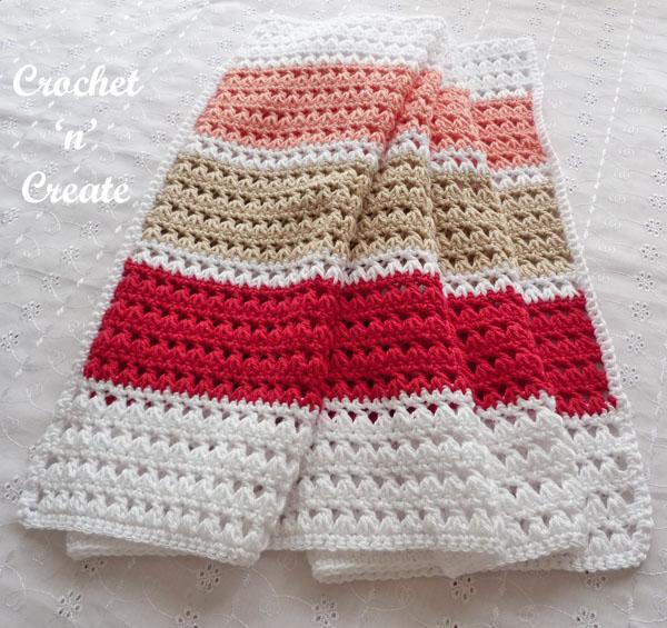 crochet mediterranean summer wrap9