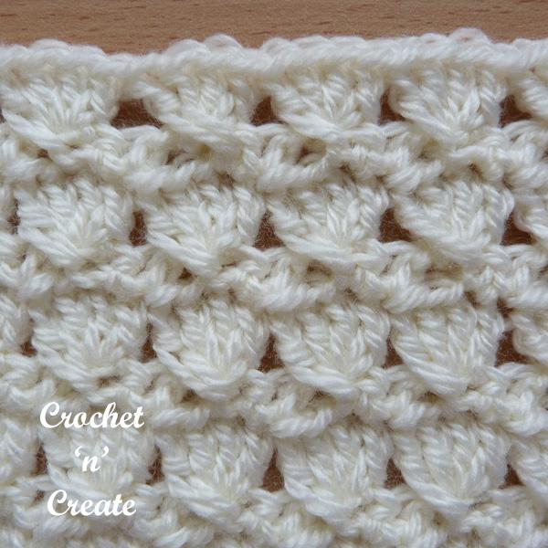 Free crochet groups7