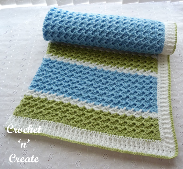 textured group baby blanket10