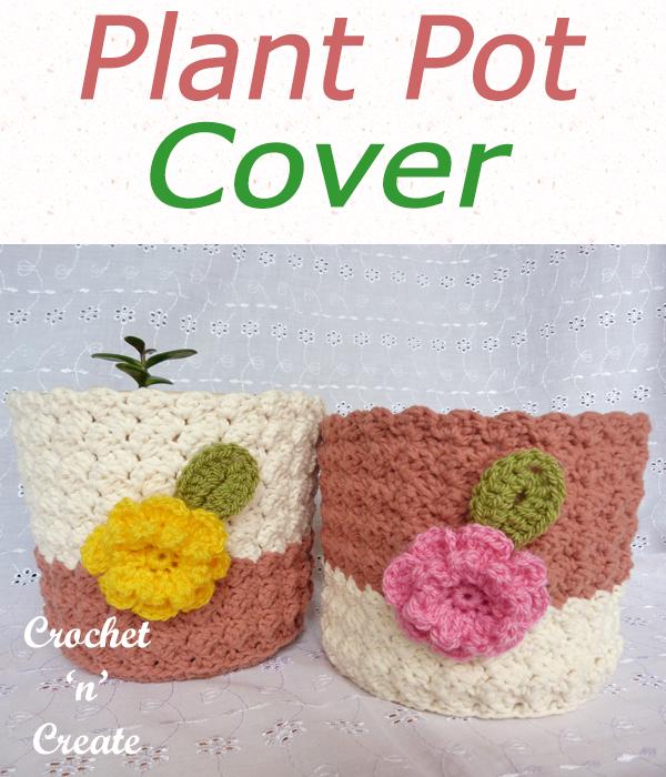 plant pot cover