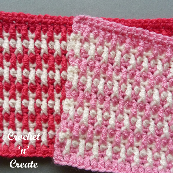 alpine crochet stitch tutorial