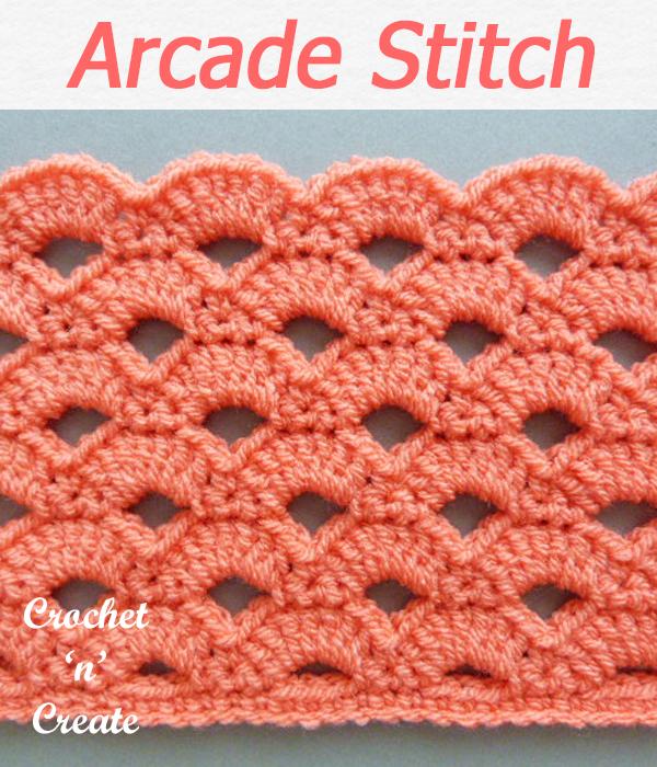 arcade stitch