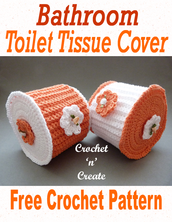 bathroom toilet tissue cover
