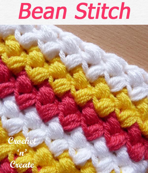 bean stitch
