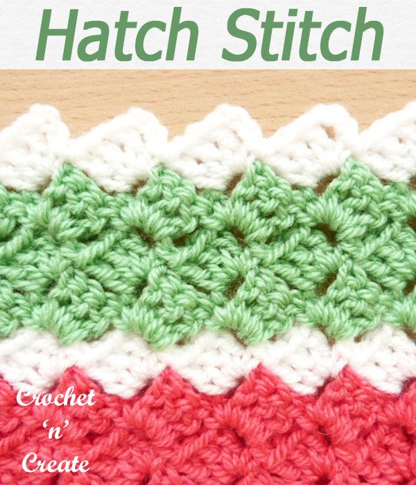 hatch stitch