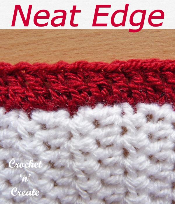 neat edge