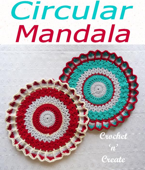circular mandala