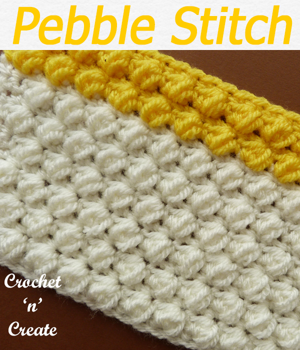 pebble stitch