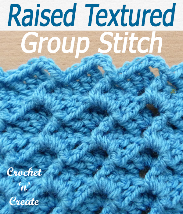 raised textured group