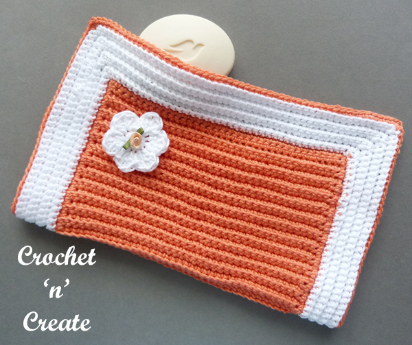 washcloth pattern