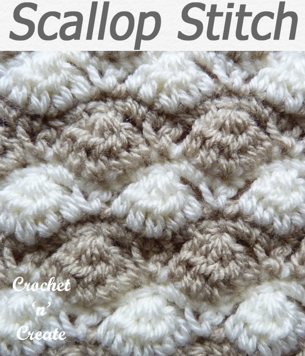 scallop stitch