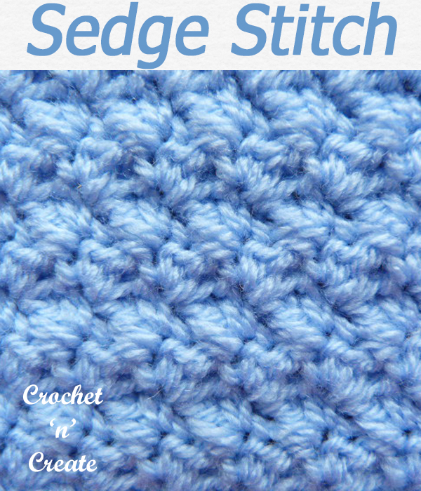 sedge stitch
