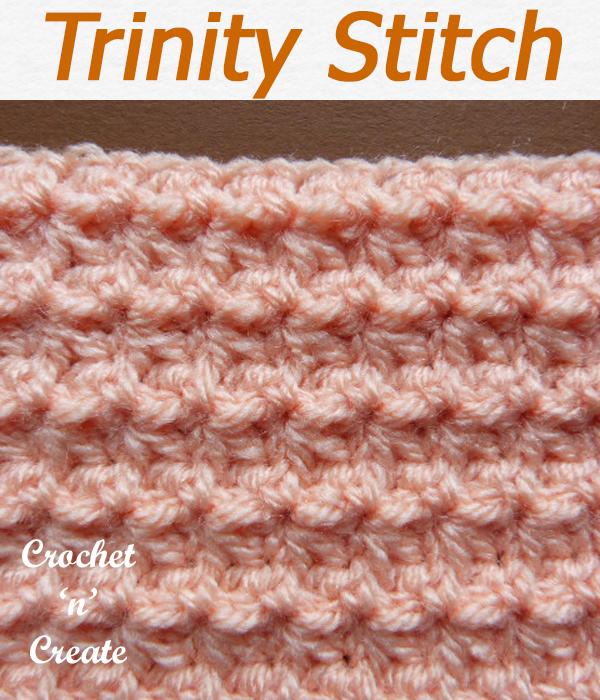 trinity stitch