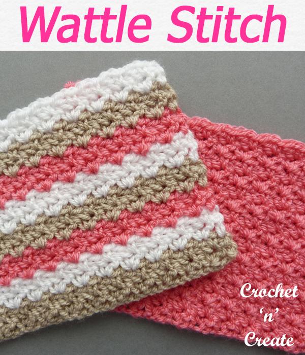 wattle stitch