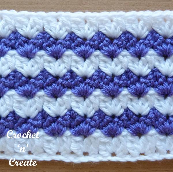 purple cluster v