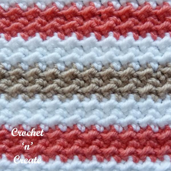 crunch stitch