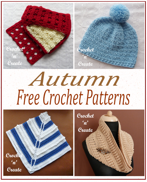 crochet autumn wear