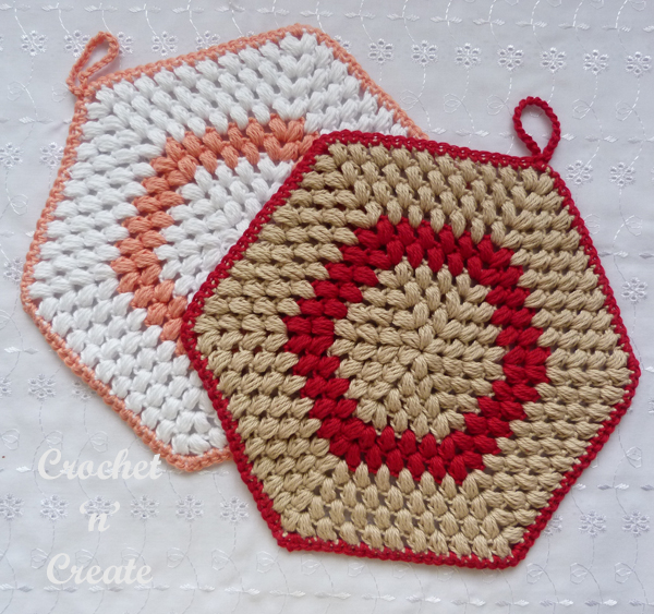 pair potholders