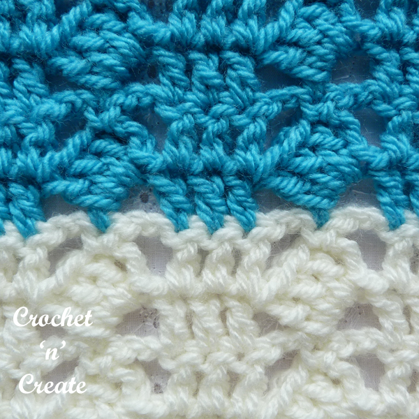 staggered squares stitch