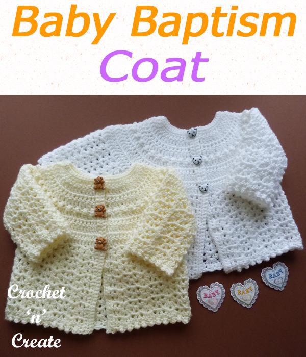 baby baptism coat