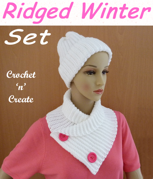 ridged winter set