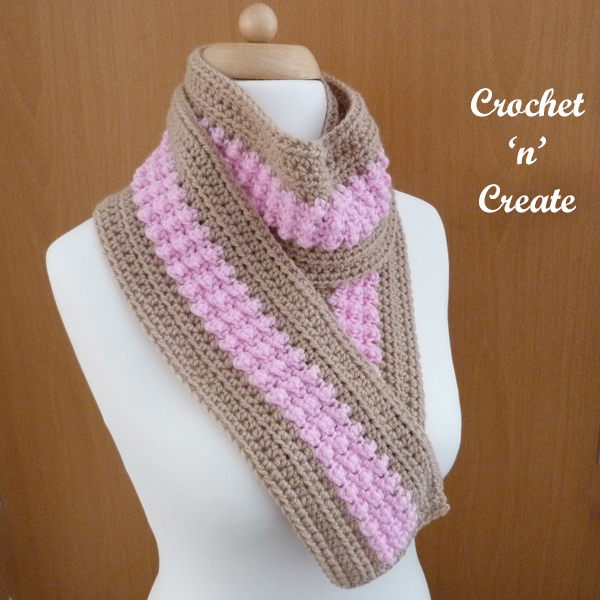 simple fun scarf