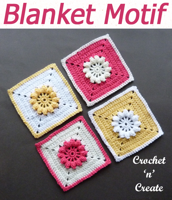 blanket motif
