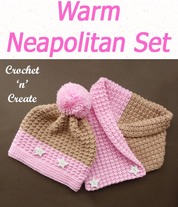 warm neapolitan set