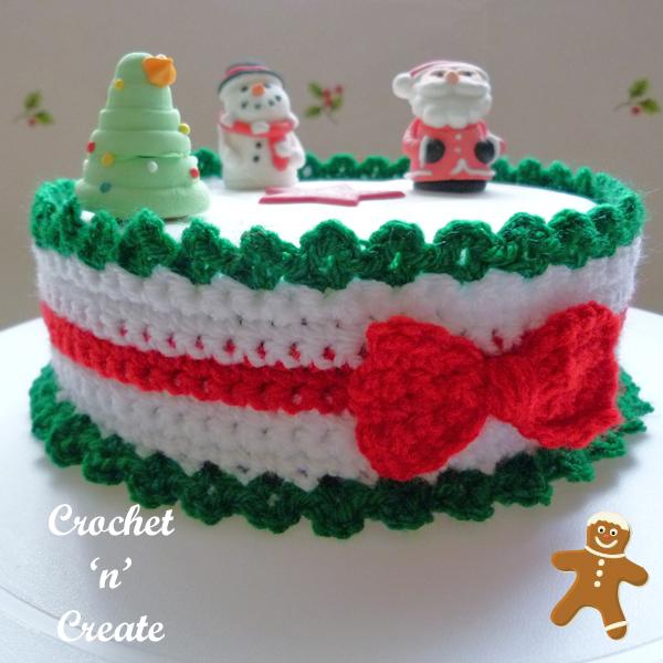 crochet frill