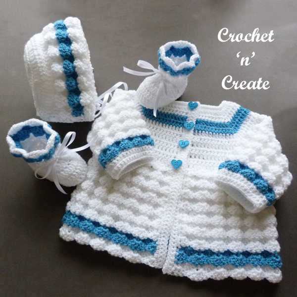raised shell baby outfit13