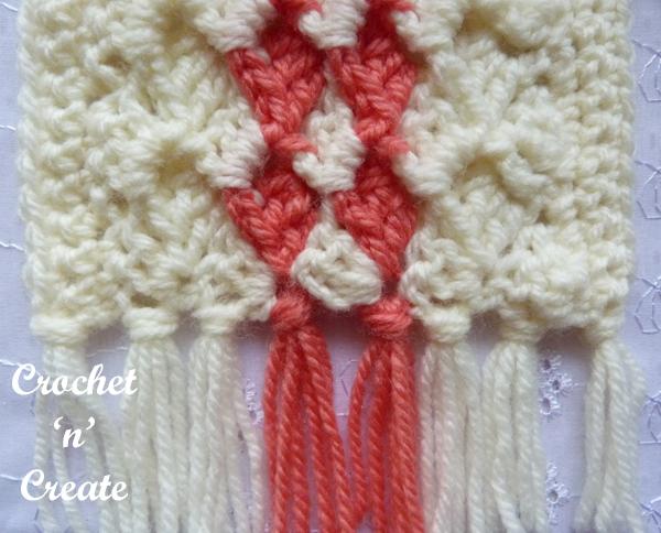 scarf tassels