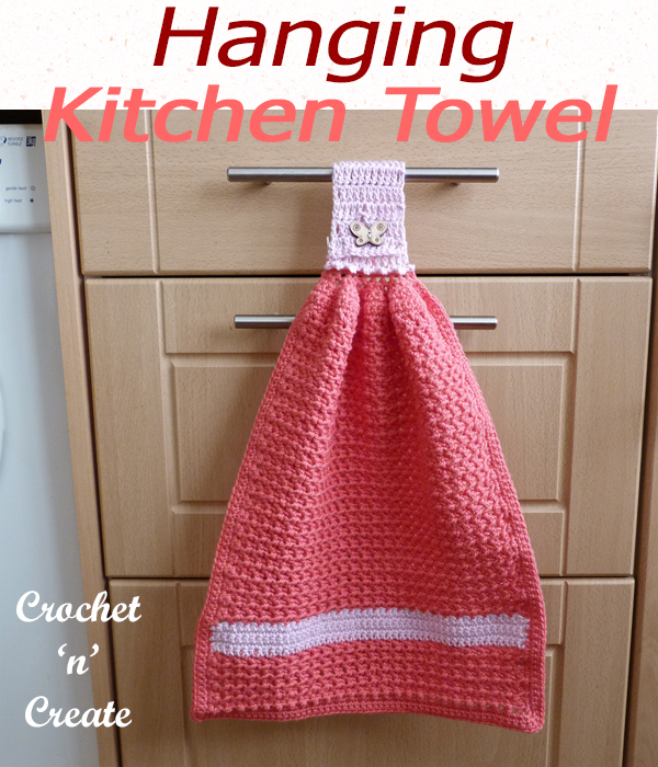 hanging kitchen towel