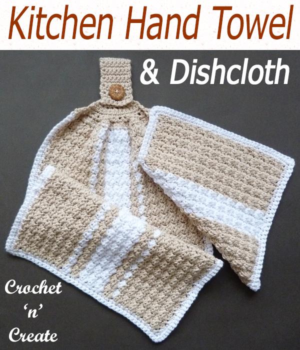 kitchen hand towel-dishcloth