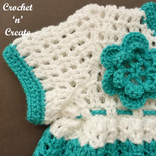 crochet sleeve