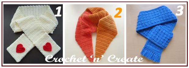 three across scarves