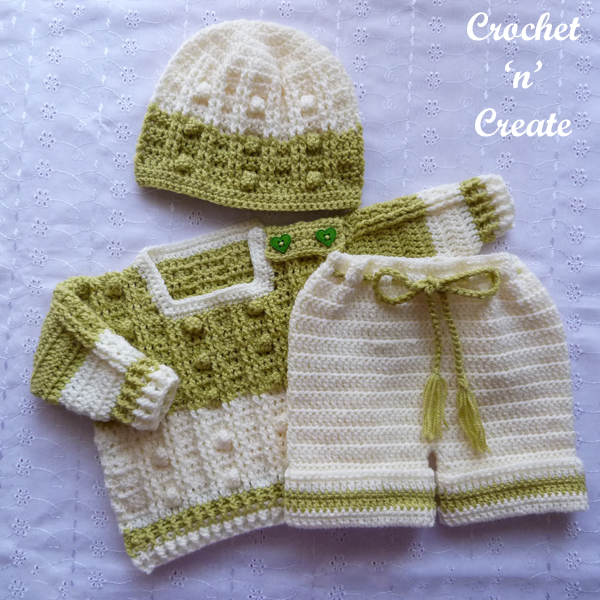 baby three piece set