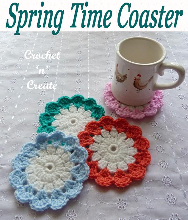 spring time coaster