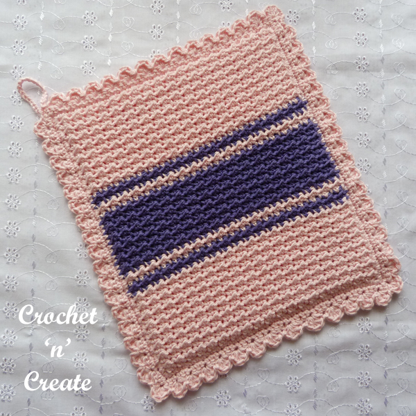 cotton potholder
